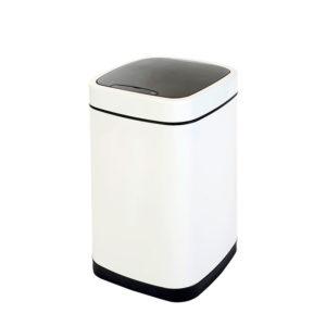 Сенсорное мусорное ведро EKO EK9288P2840LWH белоеnbsp- EKOBIN