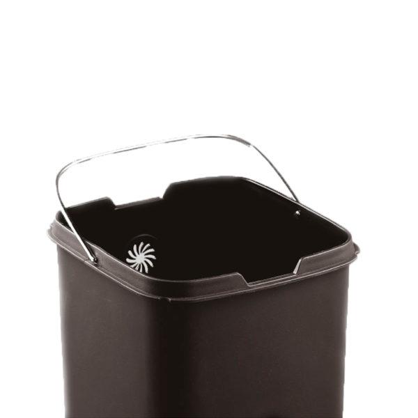 Мусорное ведро EKO Внутренний полипропиленовый контейнер с металлической ручкойnbsp- EKOBIN