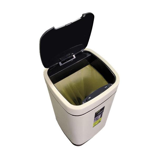 Сенсорное мусорное ведро EKO серии ECOSMART 3550 литров Открытая крышкаnbsp- EKOBIN