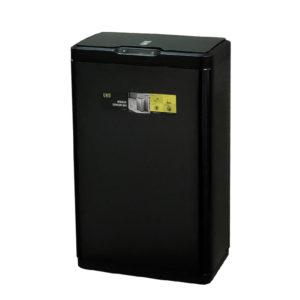 Сенсорное мусорное ведро EKO серия MIRAGE EK9278P-80L-MBS, благородная нержавеющая сталь, цвет черный сатин.